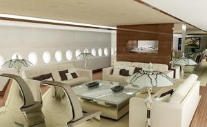 Airbus A380 Interior 05
